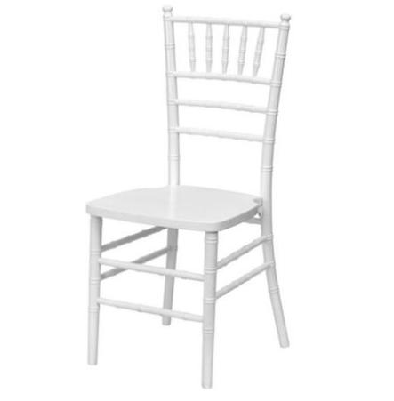 Chiavari stoličky hladká