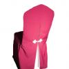 Návlek Na Stoličku Ružový2