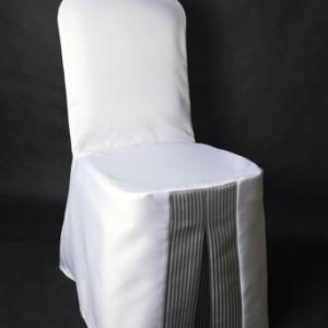 Návlek na stoličku kombinovaný