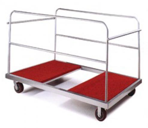 vozík na prepravu stolov