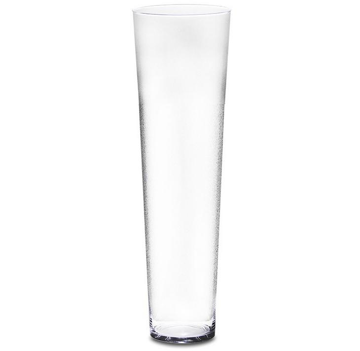 Sklenená váza úzka