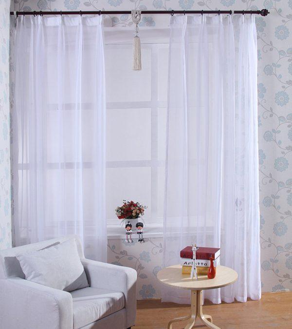 Záclona Voile