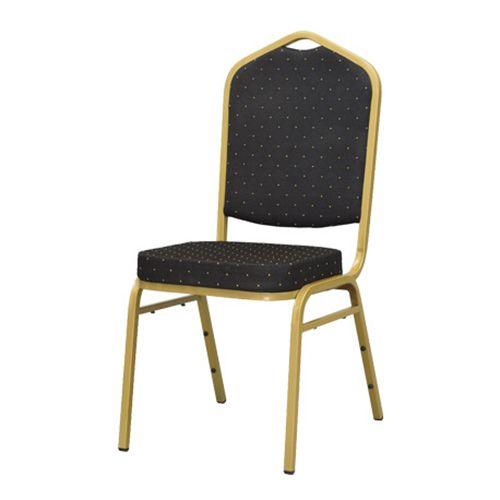 Cateringová banketová stolička eco dark