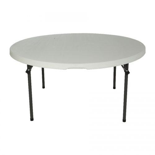 Cateringový stôl okruhlý skladací