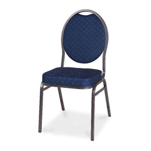 Cateringová banketová stolička eco modrá