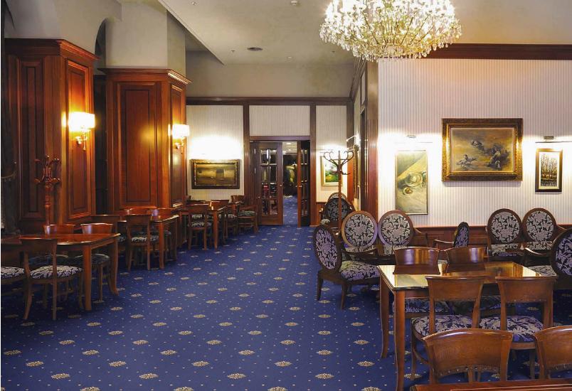 Hotelový koberec weave